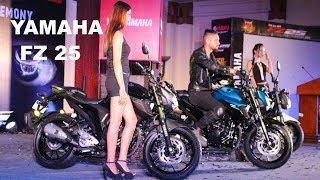 Yamaha FZ 25 Launch Event Nepal