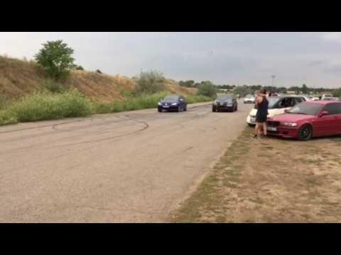 Golf R st 2 vs outlander turbo
