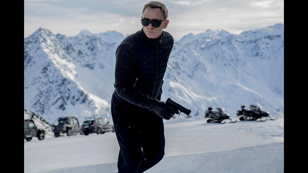 007: СПЕКТР. Трейлер 1 (український)