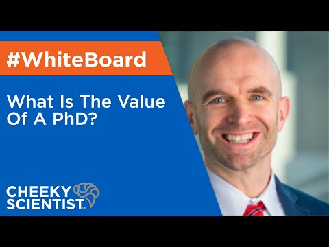 What Is The Value Of A PhD? - YouTube