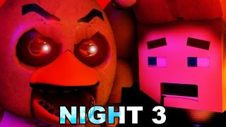 - FIVE NIGHTS AT FREDDY S In Minecraft 3 3D Minecraft Animation Night 3