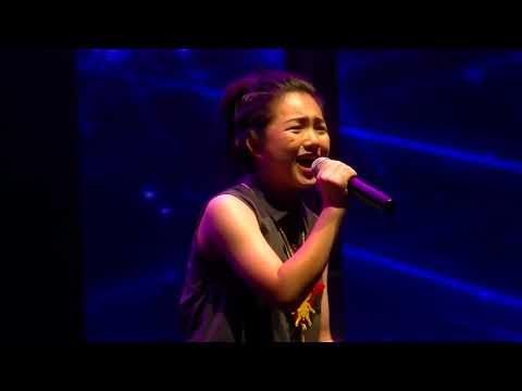 Crystal Lee 李馨巧 4 喜欢你, Rock The Moon Concert, 8 Oct 2017