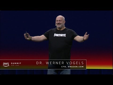 AWS Summit New York 2018 - Keynote with Dr. Werner Vogels and Dr. Matt Wood