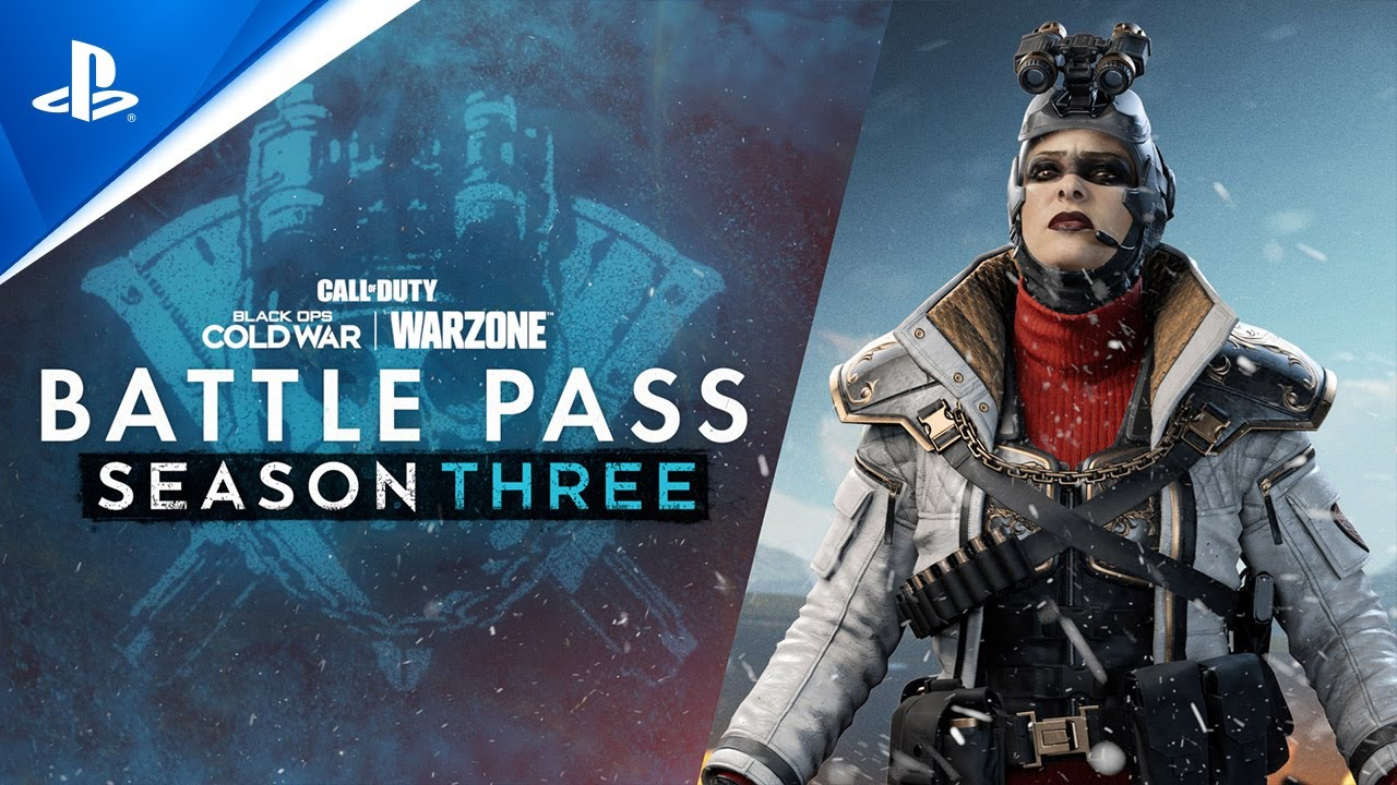 Call of Duty Warzone Battle Pass Season 3 trailer