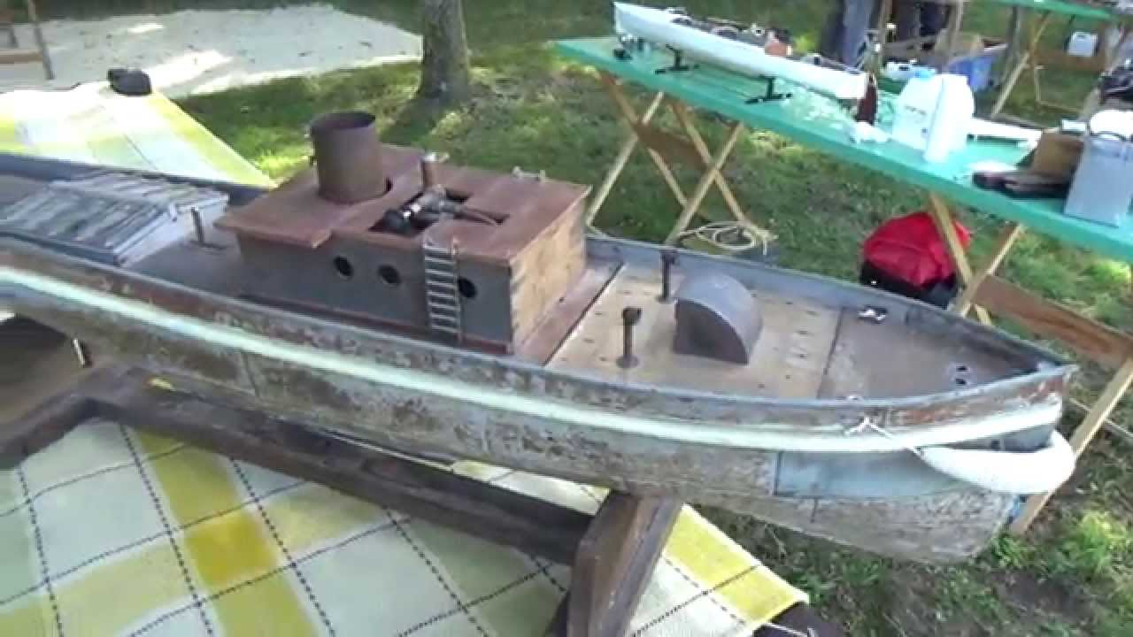 Solid Wooden Model Yacht Build