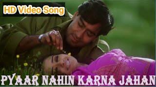 Pyar Nahi Karna Jaha Sara Kahata hai || Kache Dhage Movies video song