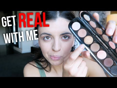 GET REAL WITH ME | Rebecca Black