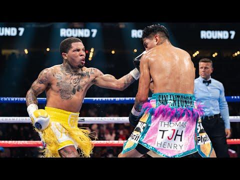 Gervonta Davis vs Mario Barrios Knockout HIGHLIGHTS: June 26, 2021