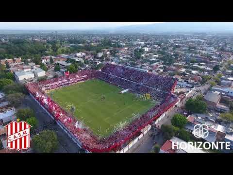 Recibimiento SAN MARTIN DE TUCUMAN vs CA Agropecuario - Semifinal B Nacional