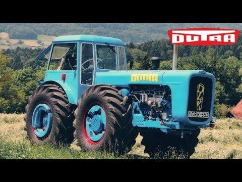 Historia ciągników Dutra - Dutra wyjaśniona! [Matheo780]