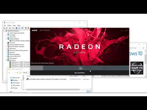 HOW TO FIX CODE 12 ERROR OF AMD RYZEN 5 2400G VEGA GRAPHICS 11!