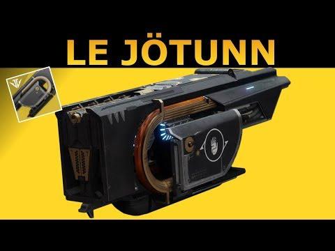 [Destiny 2] Test PVP du Jötunn ! Le mini lance roquette de la forge ! thumbnail