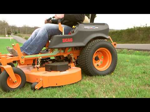 Scag Mowers | Greg Abbott Equipment Sales