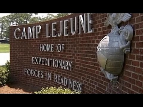 Veterans who drank contaminated water at Camp LeJeune to receive disability benefits