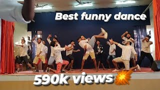 Best funny dance performance by students of SDM college mangalore