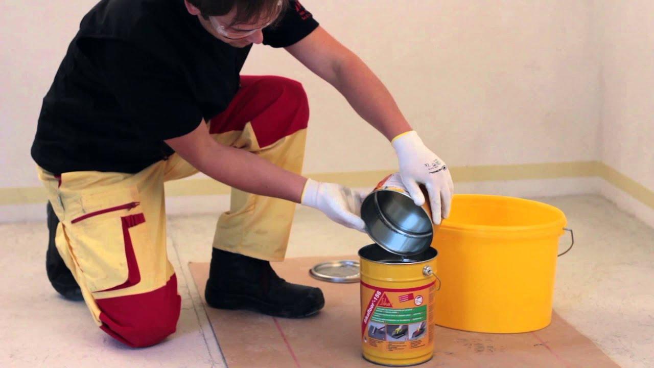 Pavimentos para garajes talleres y establecimientos for Pintura impermeabilizante sika