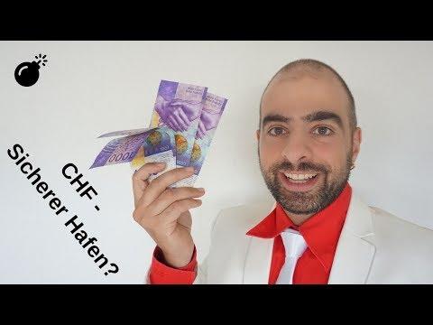 Warum Der Schweizer Franken Kollabrieren Wird; Schwarzer Schwan-Ereignis