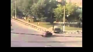ДТП на дороге ЖИГУЛИ МСТИТЕЛЬ!