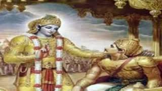 Krishna ne kaha Arjun se Yudh Kar!