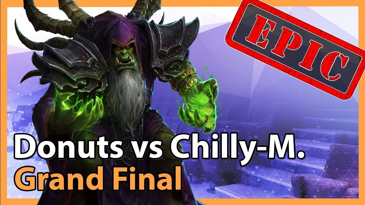 Grand Final: Donuts vs. Chilly Mountain - Heroes of the Storm 2021