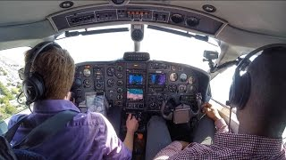 Flying the TBM850 - Caution Wake Turbulence