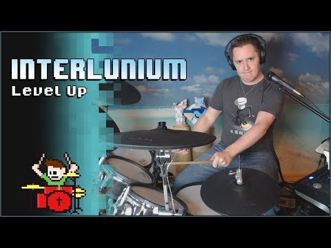 Interlunium - Level Up On Drums! -- The8BitDrummer