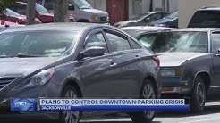 Jacksonville works to improve downtown parking