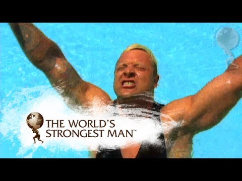 Magnus Samuelsson Breaks Wrist! | World's Strongest Man
