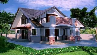 Sample Of House Plans In Philippines