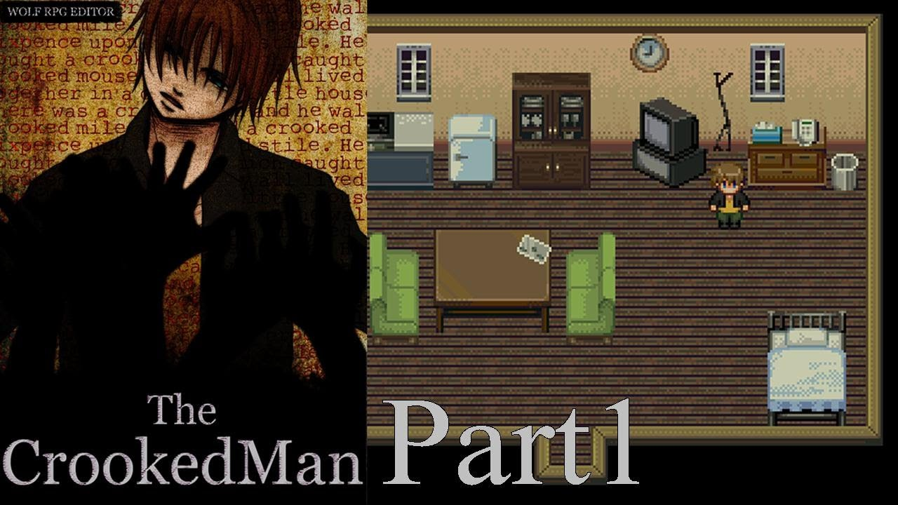 let 39 s play the crooked man wolf rpg horror part 1 neue wohnung neues grauen youtube. Black Bedroom Furniture Sets. Home Design Ideas
