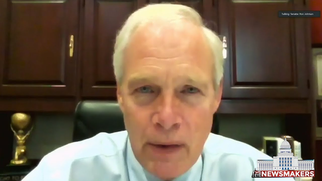 U.S. Sen. Ron Johnson of Wisconsin tests positive for COVID-19