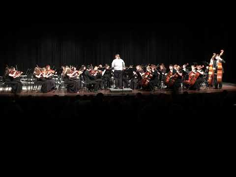 Oskaloosa High School String Orchestra 12/16/19