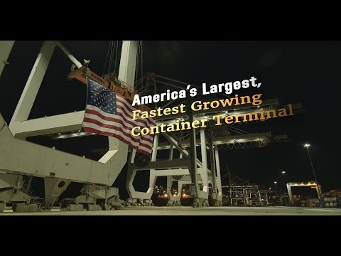 America's fastest growing port