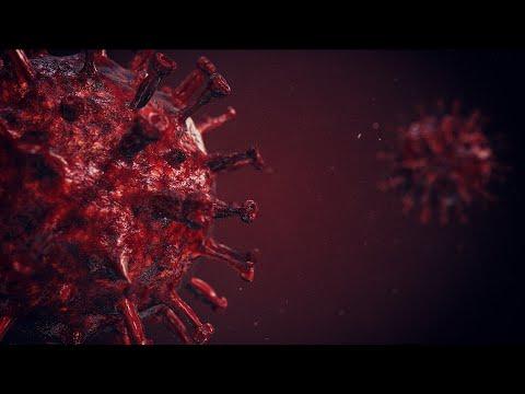 Organic Virus II Element 3D II After Effects 2020 II Tutorials II FREE Project File