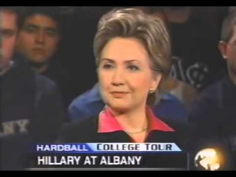 Hilary clintons views on same sex marriage