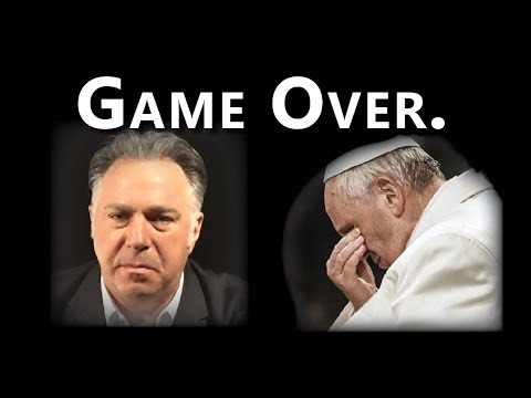 GAME OVER, FRANCIS! (Michael Matt's Vatican Farewell)