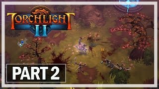 Torchlight 2 Walkthrough Part 2 Warbeast Armory - PC Let