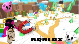 I AM MAGNETO! Roblox Magnet Simulator