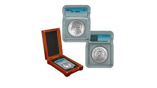 1881 MS65 ICG SMint Morgan Silver Dollar