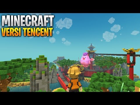 Tencent Bikin Game Mirip Minecraft di Android - Handmade Planet Indonesia - 동영상