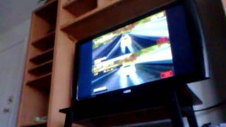 Part 1 build n race on Wii