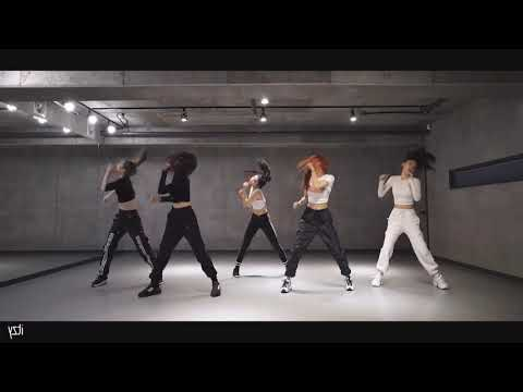 ITZY - DALLA DALLA [DANCE PRACTICE + MIRRORED + SLOW 100%]