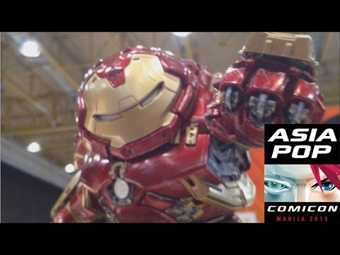 ASIA POP COMIC CON 2015 MANILA (highlights)