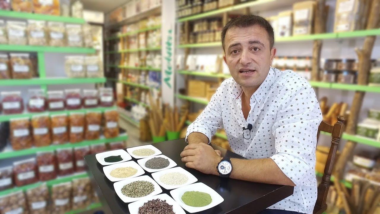 Ayhan Ercan Doğal Süper Gıdaları Anlatıyor