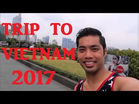 My Trip to Ho Chi Minh City, Vietnam 2017 (JAMES TANG)