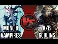 Magic The Gathering GamePlay ITA - Modern - Goblins VS Vampires - Competitivo