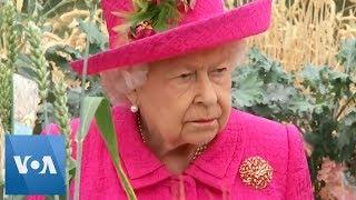 Queen Elizabeth Opens New Royal Papworth Hospital Building During Cambridge Visit