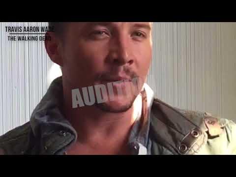 Travis Aaron Wade Audition:  Walking Dead
