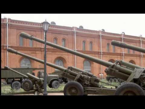 Музей артиллерии, инженерных войск и войск связи  !!!Ч1