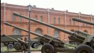 видео Военно-исторический музей артиллерии в Санкт-Петербурге